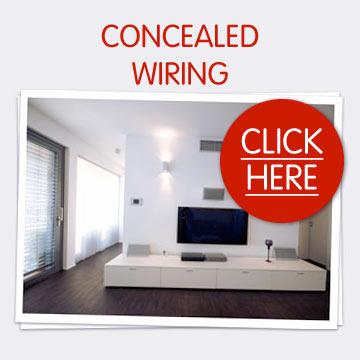 Concealed Wiring